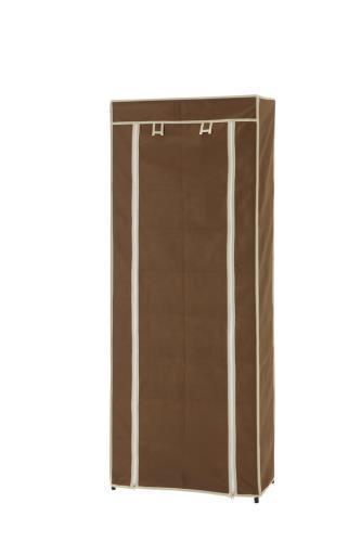 収納パイプラック9段 不織布カバー付 N WD022