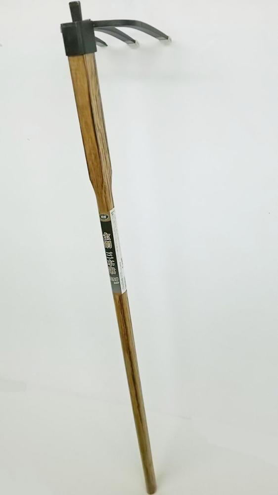 全鋼三本鍬 1050mm