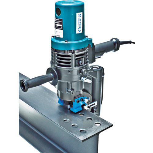 オグラ 電動油圧式パンチャー_