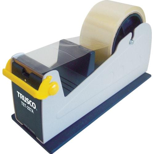 TRUSCO テープカッター (スチール製)_