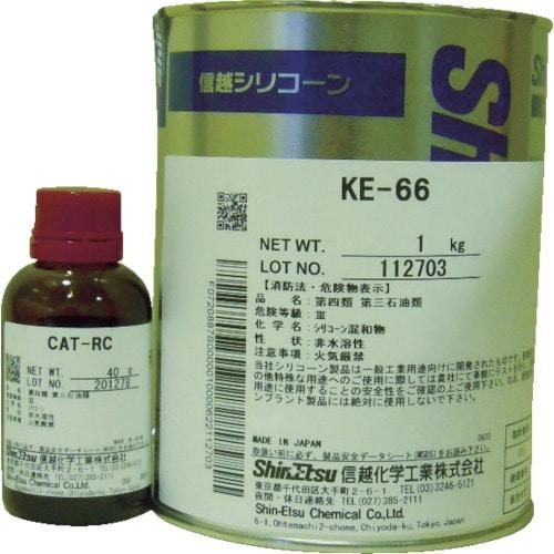信越 シーリング 一般工業用 2液タイプ 1Kg_