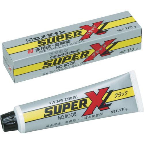 セメダイン スーパーX8008L ブラック 170_
