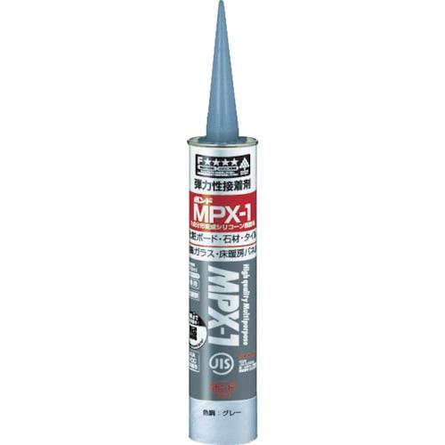コニシ ボンドMPX-1 グレー 333ml(カー_