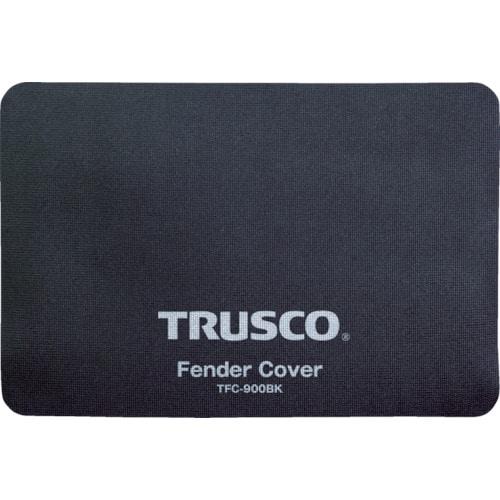 TRUSCO フェンダーカバー ブラック_