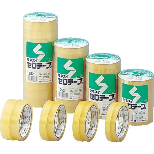 積水 セロテープ10P 12x35_