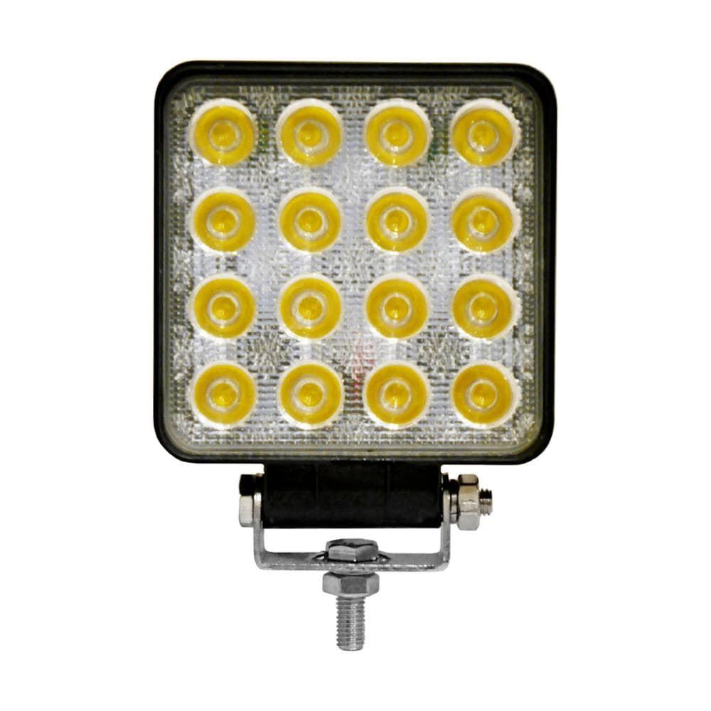 農機用LEDライト 48W16灯角 FS-314