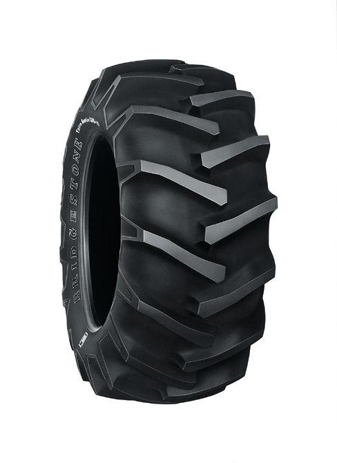 ブリヂストン トラクター用タイヤ FL19 8.3-24 6PR 単品