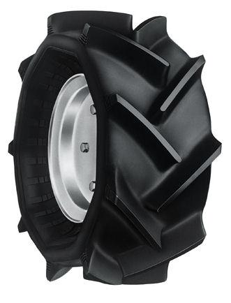 ブリヂストン 収穫機用タイヤ FTI 19×9.0-8 単品