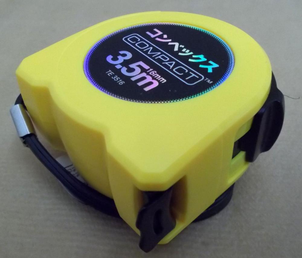 カラーコンベックス te3516 16mm×3.5m