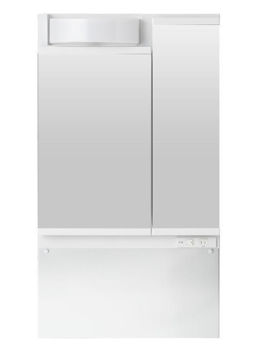 TOTO 洗面化粧台(KC用) 間口600 二面鏡 LED LMCL060G2GDC1G