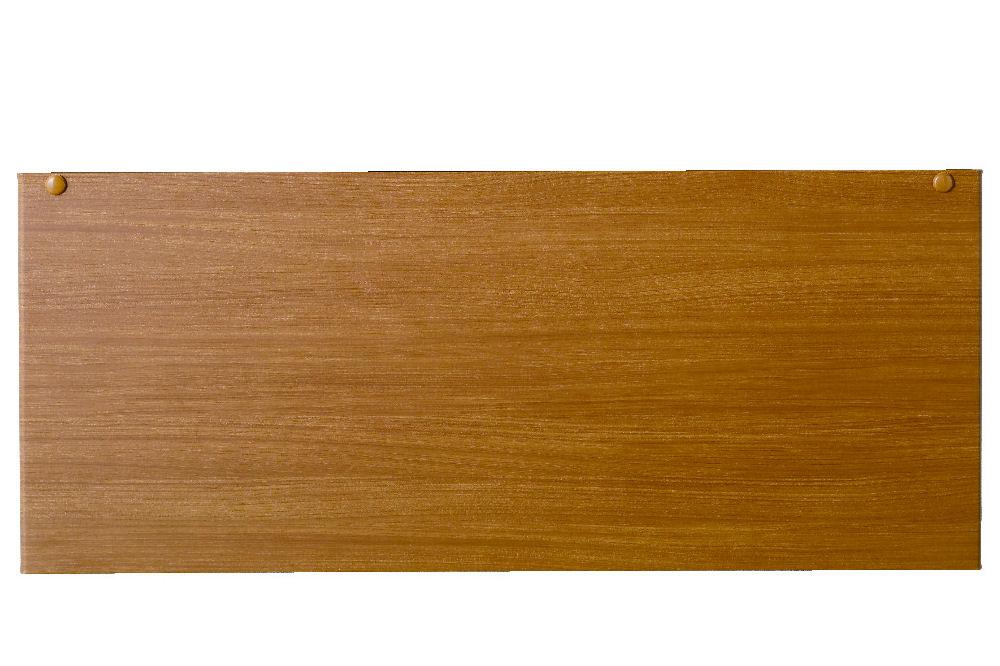TOTO 洗面化粧台(KC用) 間口750 バックパネル Mウッド LPCL075BCG1D