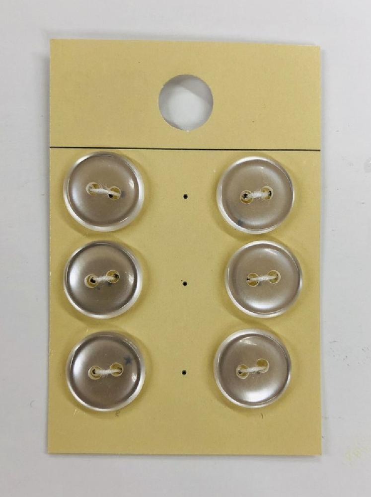 2つ穴ボタン 各種