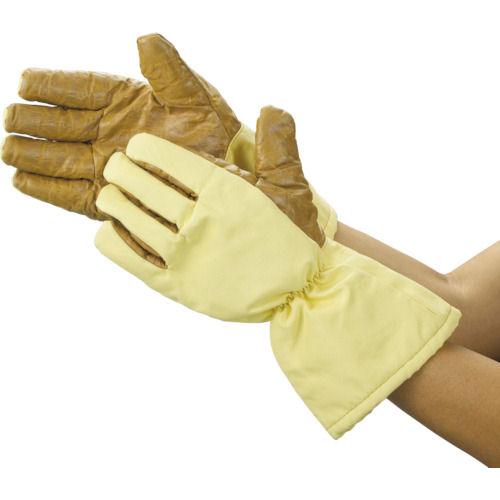 TRUSCO クリーンルーム用耐熱手袋 33CM _