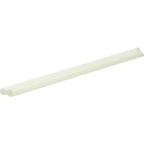 タキロン 溶接棒 PVC グレー ダブル 3MM×_