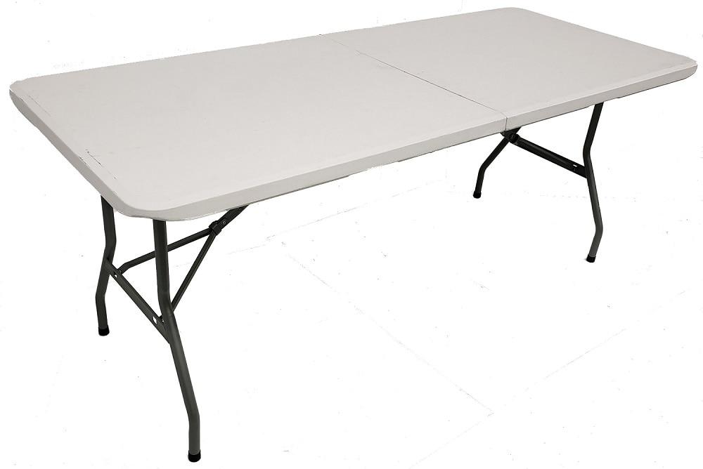樹脂折畳みワークテーブル 180cm