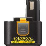 Panasonic ニッケル水素電池12V_