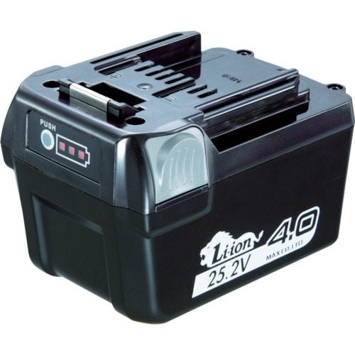 MAX 25.2Vリチウムイオン電池パック JP-_