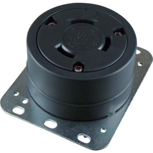 アメリカン電機 引掛形 埋込コンセント 3P60A_