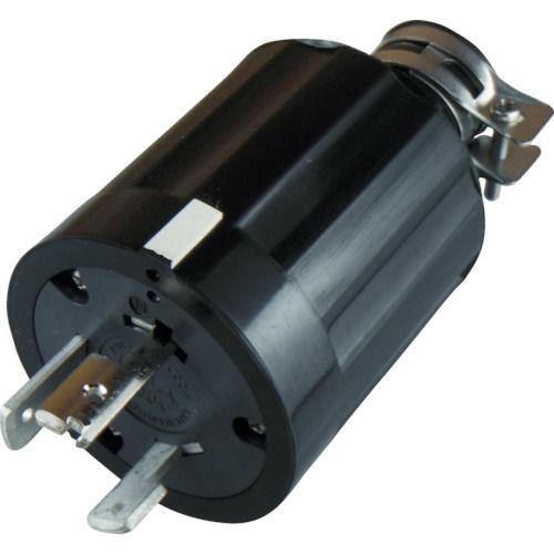 アメリカン電機 引掛形 ゴムプラグ 3P60A60_