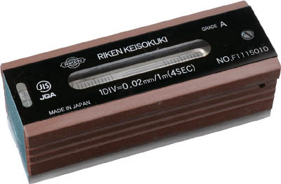TRUSCO 平形精密水準器 A級 寸法150 感_