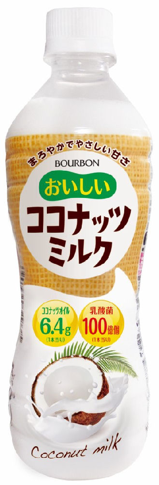 おいしいココナッツミルク PET 430ml
