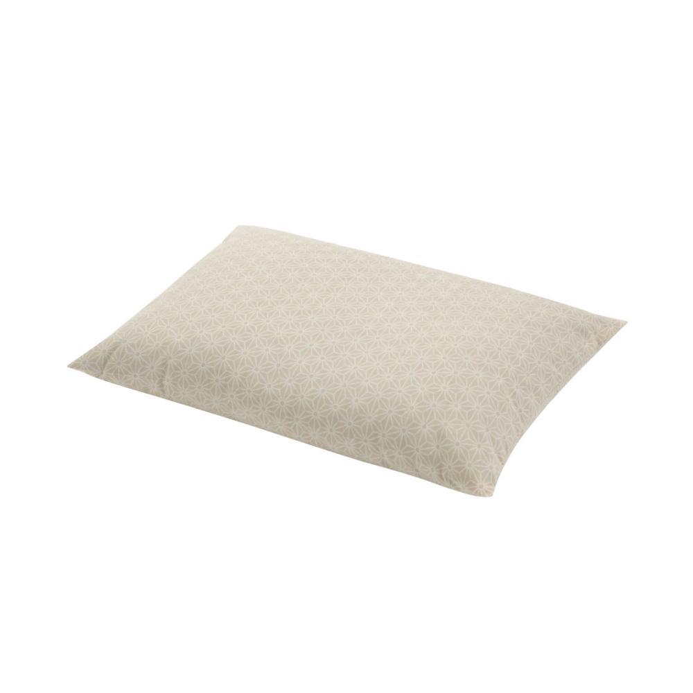 全そば枕 30×42cm ベージュ