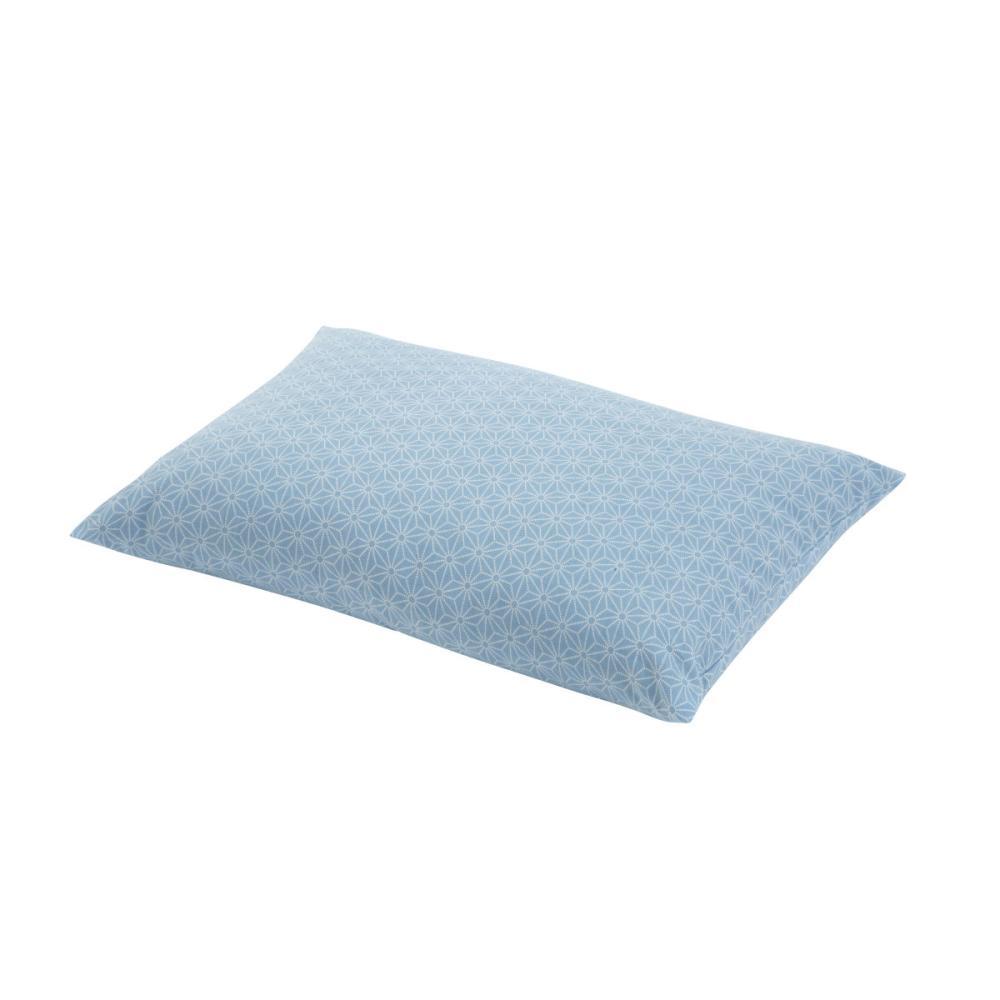 全そば枕 30×42cm ブルー