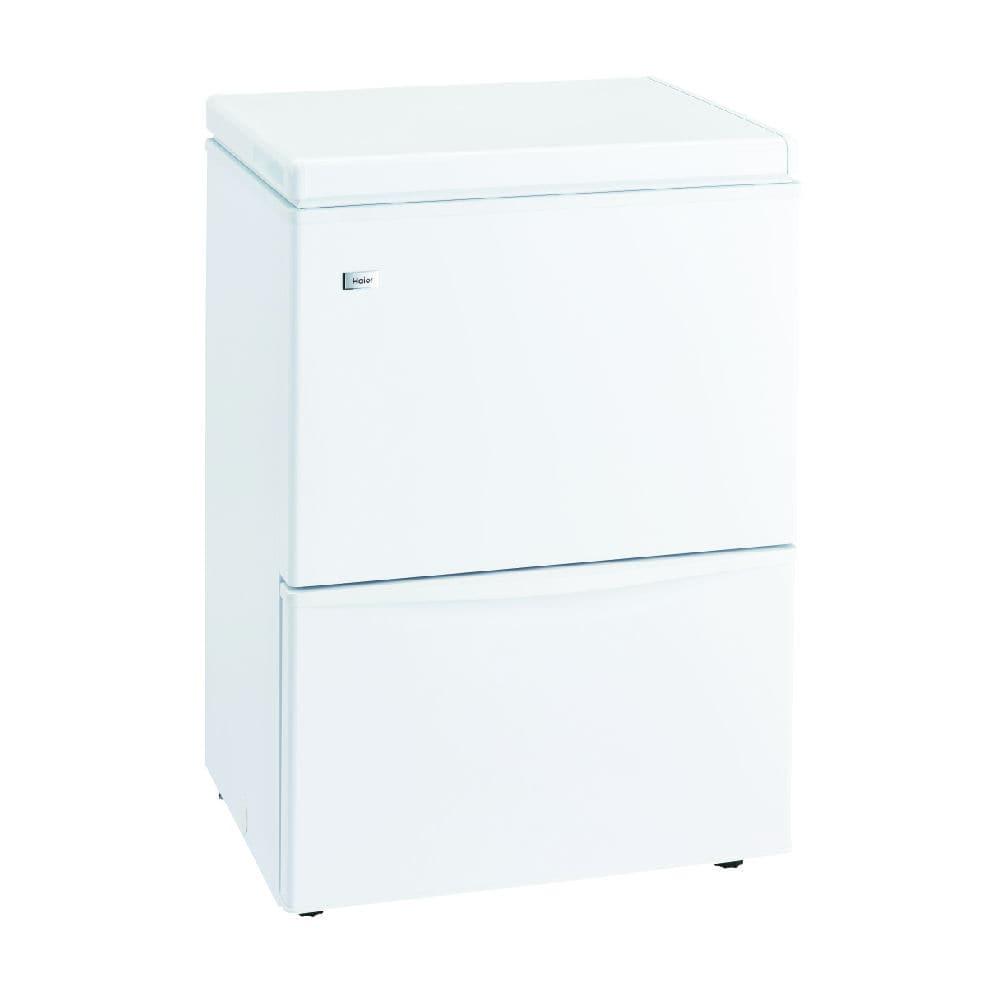 ハイアール 2段式冷凍庫 ホワイト JF-WND120A(W)