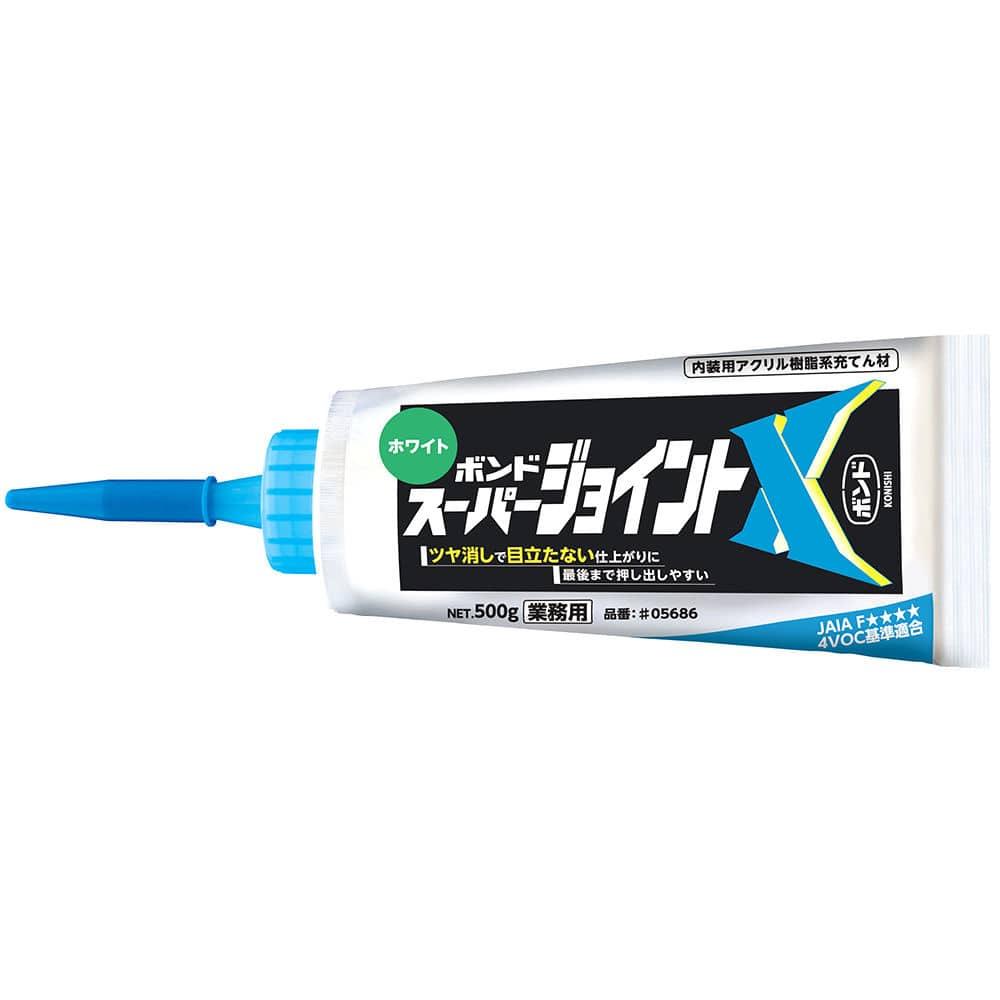 コニシ スーパージョイントX 500g 各種