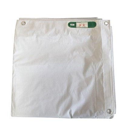 K+ 白防炎シート 1.8×5.4m
