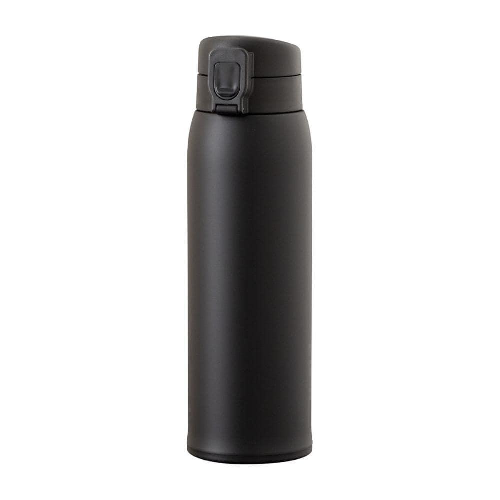 アテーナライフ ワンタッチマグボトル軽量モデル ブラック 800ml KWN-800