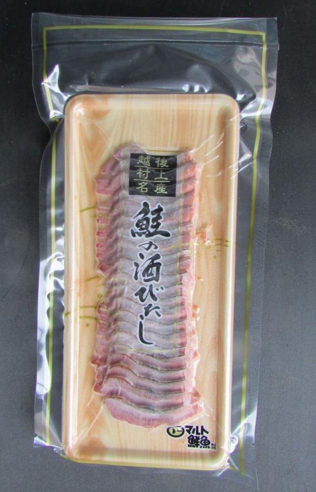 越後村上名産 鮭の酒びたし(40g)1パック