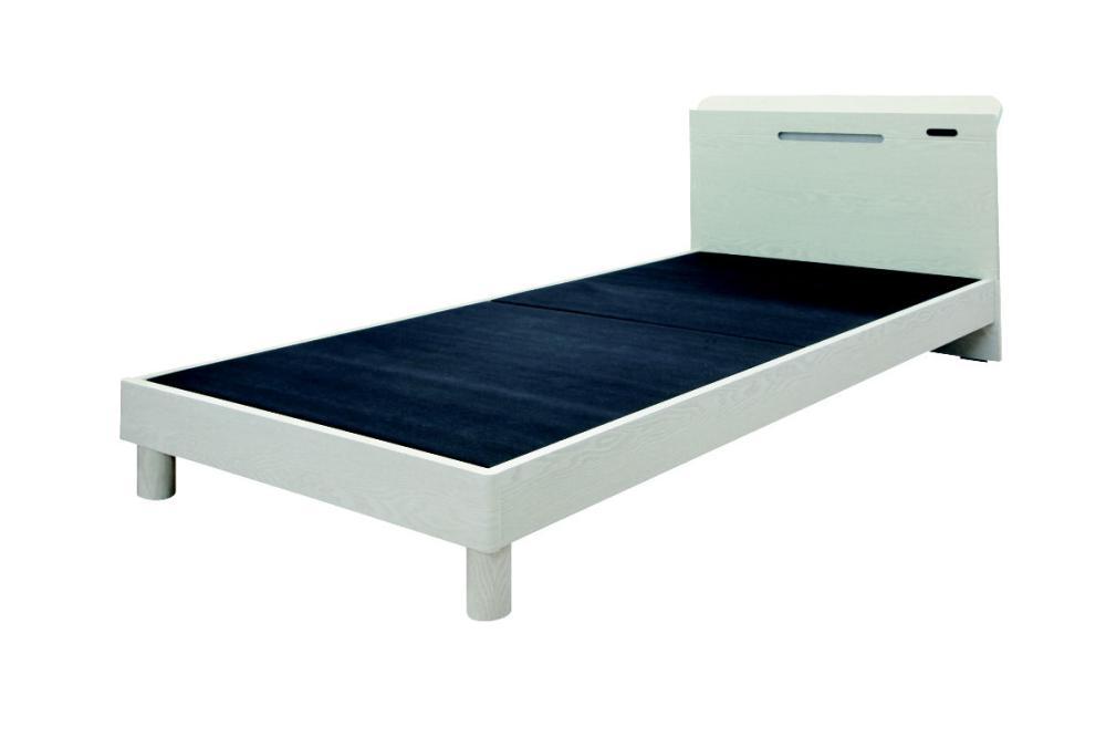 木製ベッド フェルプス ホワイトウォッシュ 各種