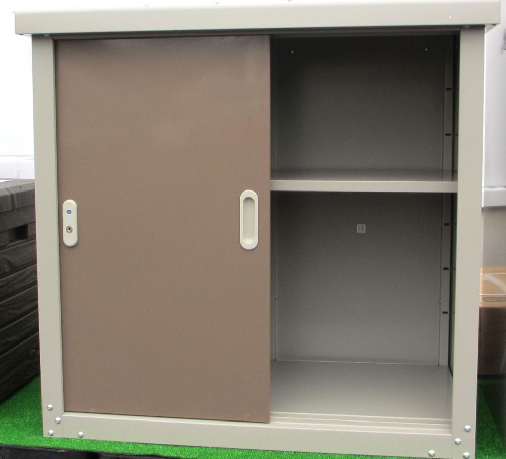 小型収納庫 KM-804580SI
