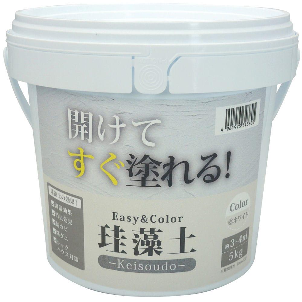 EASY&COLOR珪藻土5kg 各色