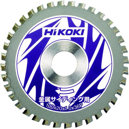 HiKOKI(旧日立工機) チップソー(金属サイディング用) 100mm