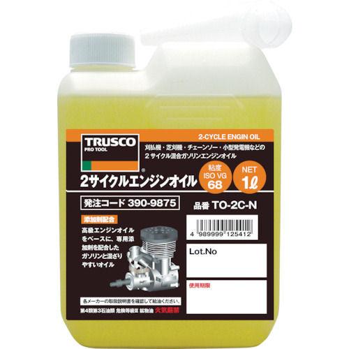 TRUSCO 2サイクルエンジンオイル1L_
