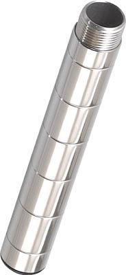 TRUSCO ステンレス製メッシュラック用継ぎ足し支柱 L157_