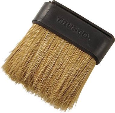 TRUSCO E-GRIP ダスター刷毛用 30MM スペアのみ_