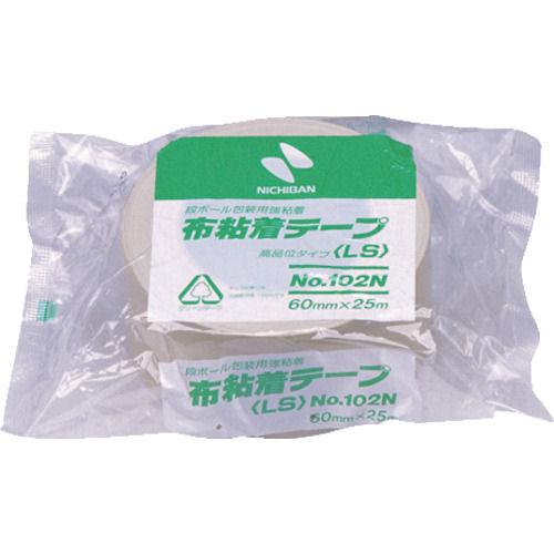 ニチバン 布粘着テープ102N60ミリ_