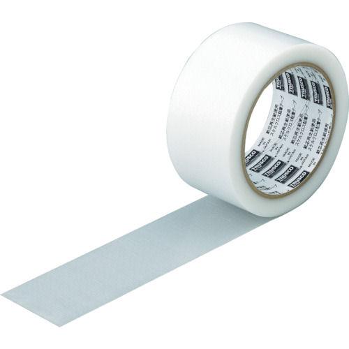 TRUSCO スケルクロス粘着テープ 幅75mmX長さ25m_