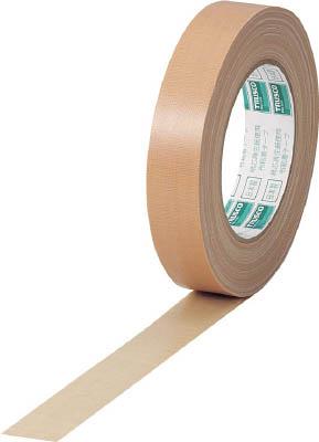 TRUSCO α布粘着テープ 幅25mmX長さ25m_