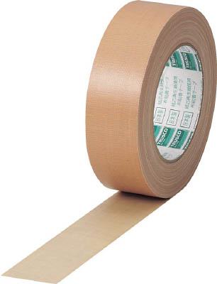 TRUSCO α布粘着テープ 幅38mmX長さ25m_