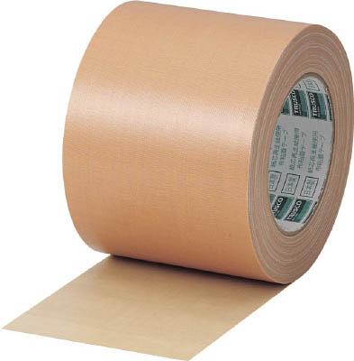 TRUSCO α布粘着テープ 幅100mmX長さ25m_