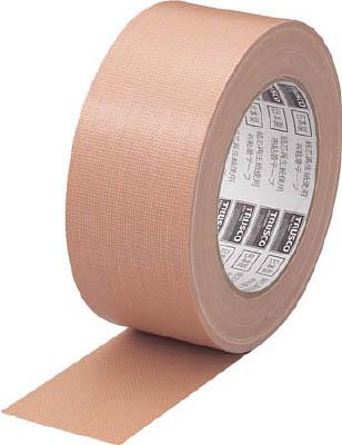 TRUSCO 布粘着テープエコノミータイプ 幅50mmX長さ25m_