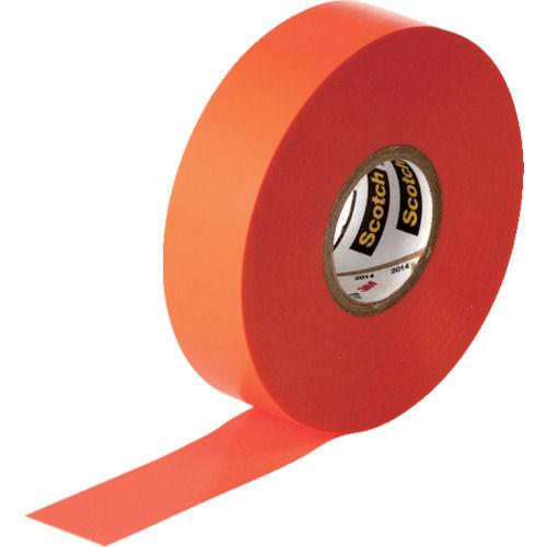 3M ビニールテープ 35 オレンジ 19mmX20m_