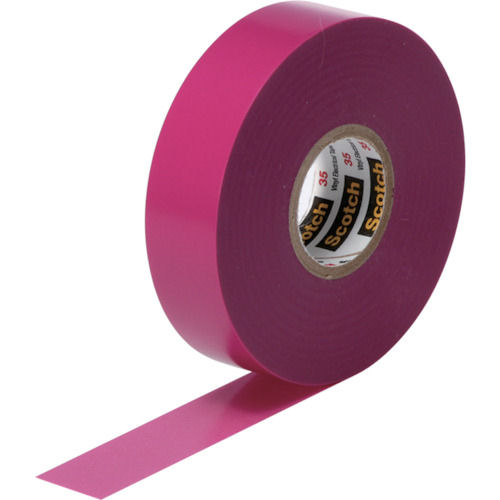 3M ビニールテープ 35 紫 19mmX20m_