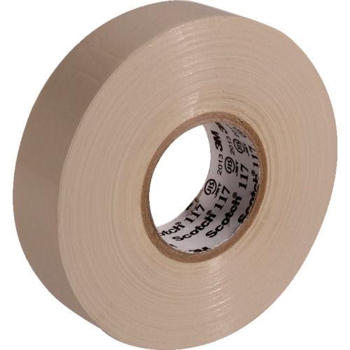 3M ビニールテープ 117 ベージュ 19mmX20m 10巻入り_