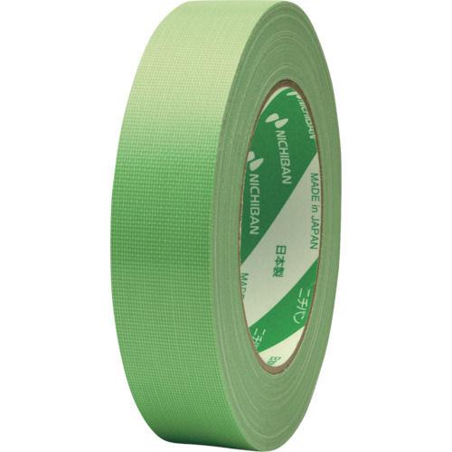 ニチバン 養生用布粘着テープNo.103Gライトグリーン 25mm×25m_
