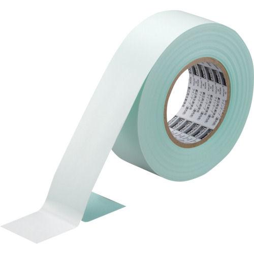 TRUSCO ラインテープ 屋内用 幅50mmX長さ50m ホワイト_